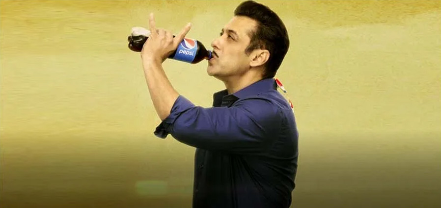 Pepsi to raise its fizz factor with Salman's swag